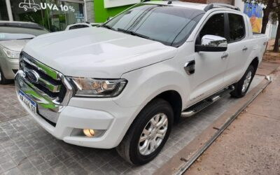 FORD RANGER 2017 LIMITED 4X4 AUTOMATICA